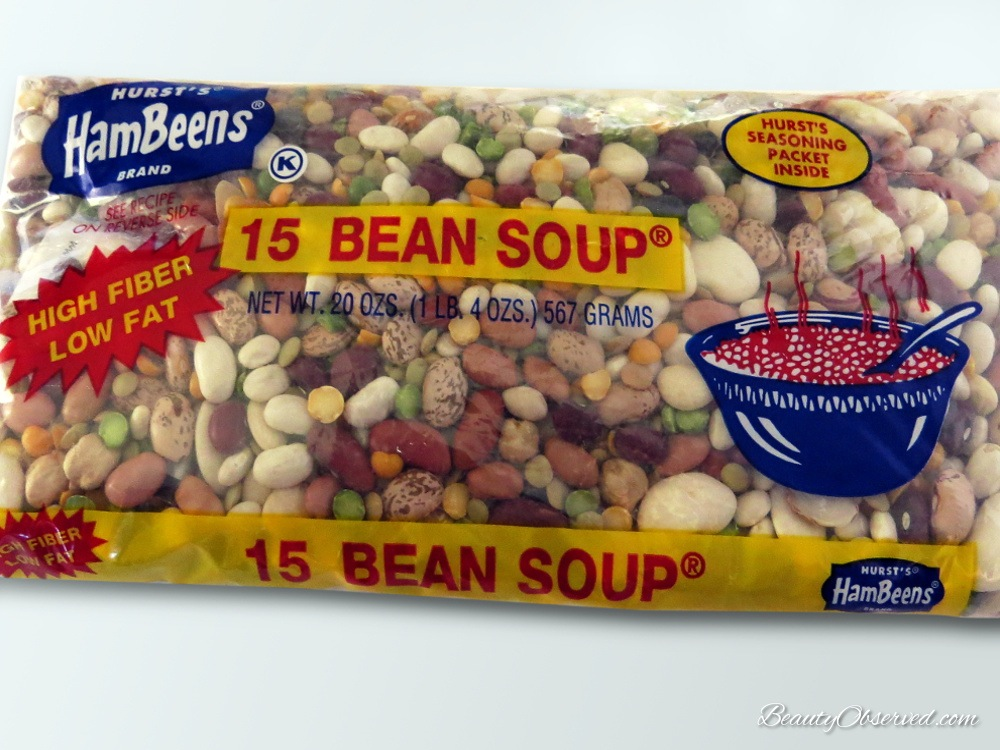 Hurst's hambeens 15 bean soup recipe