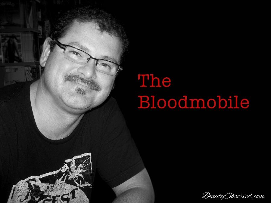 The Bloodmobile - Eddie Nicholson - Beauty Observed