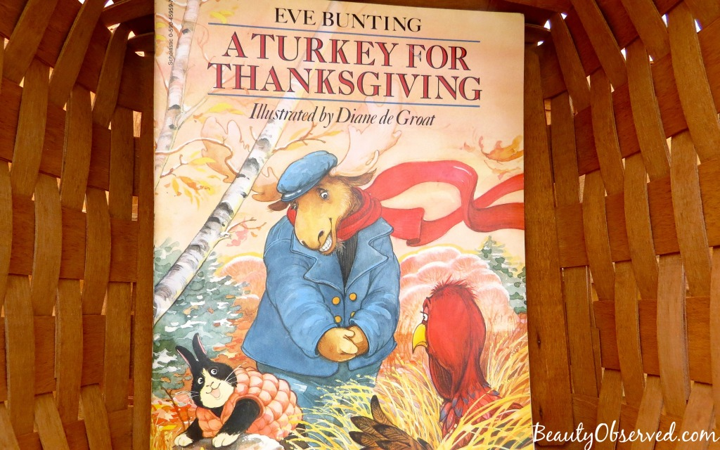 Fun Books for Thanksgiving A Turkey for Thanksgiving by Eve Bunting